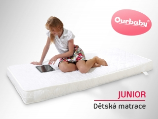 Matrac JUNIOR - 90x200cm 90x200